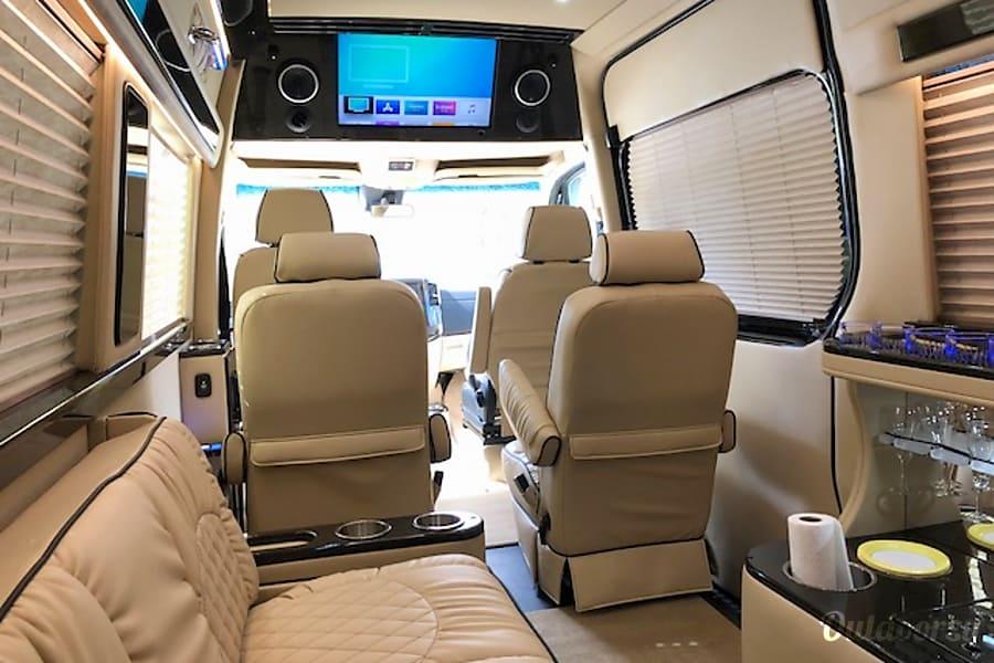 2018 Midwest Automotive Designs Mercedes Super Sprinter Hebron, OH