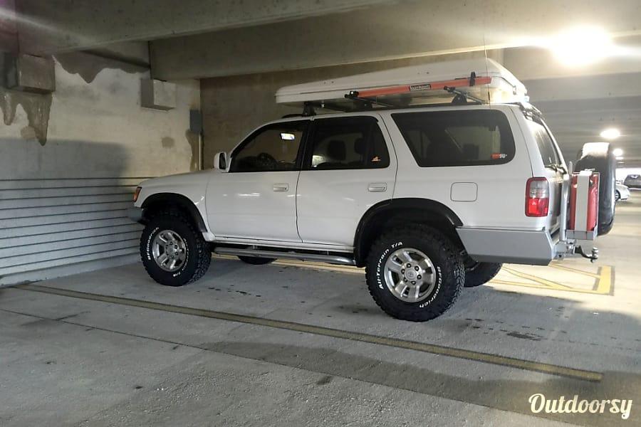 Toyota Salt Lake City >> 1998 Toyota 4runner Motor Home Truck Camper Rental in ...