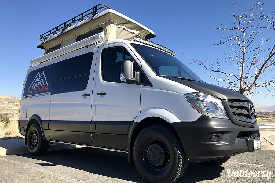 2016 Mercedes Benz Sprinter San Diego, ...