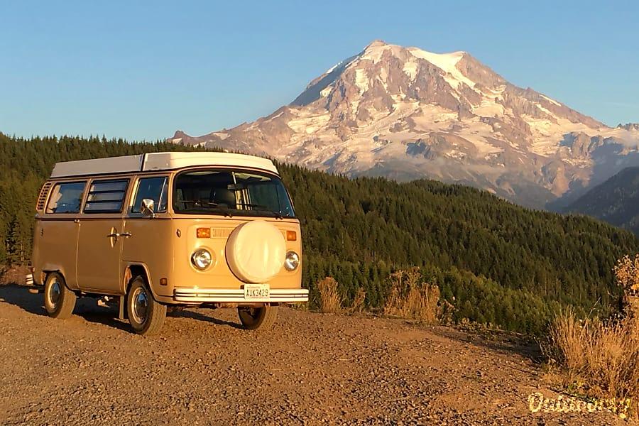 exterior 1979 Volkswagen T2 Westfalia Seattle, WA