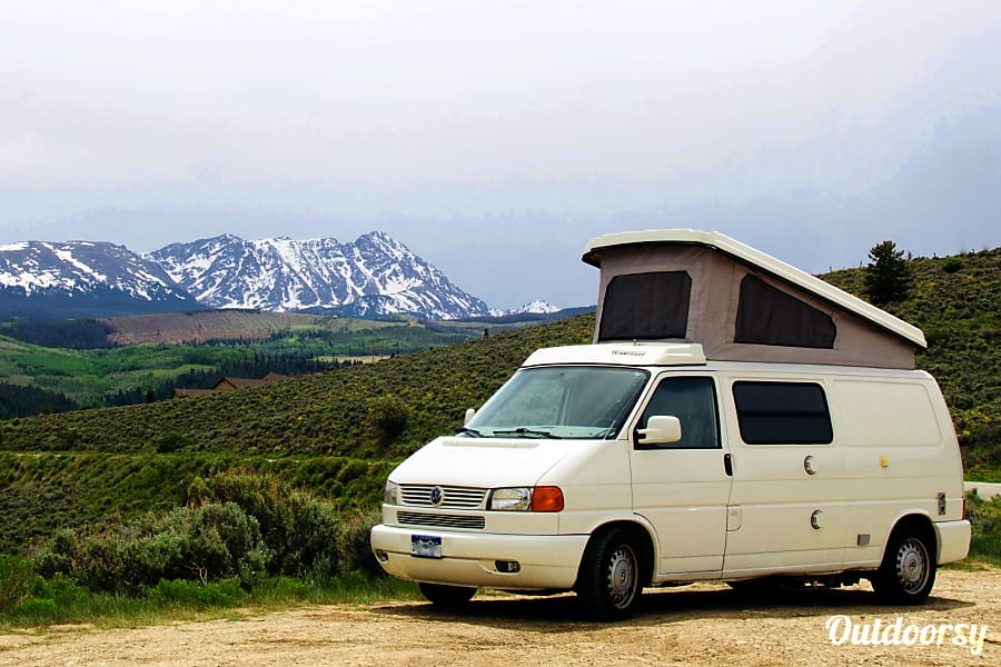 exterior 2003 Winnebago VW Eurovan Camper Denver, CO