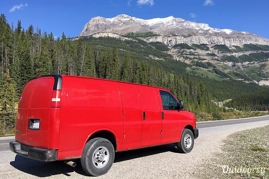 2009 Chevrolet Stealth Mountain explorer Banff, AB
