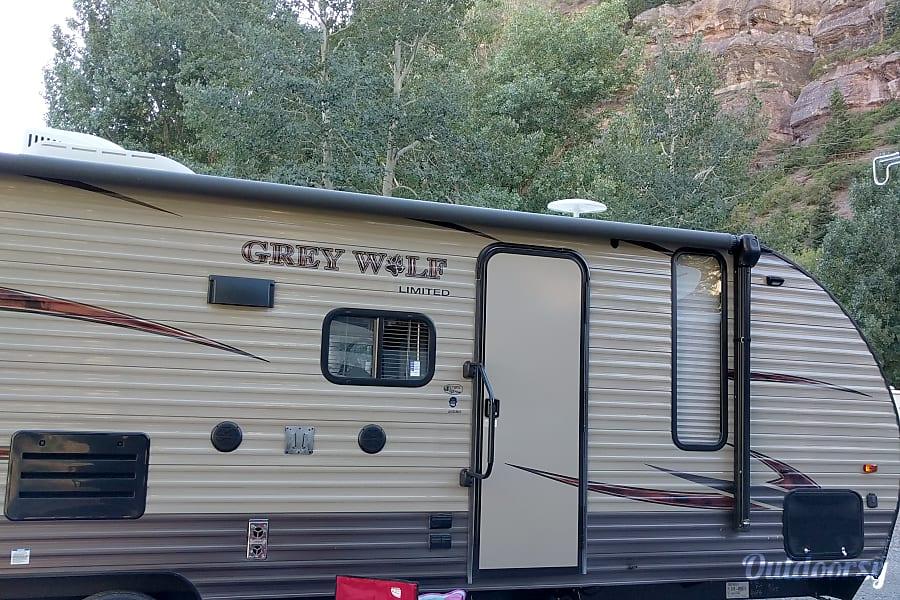 exterior Mobile Mountain Resort Greenwood VIllage, CO