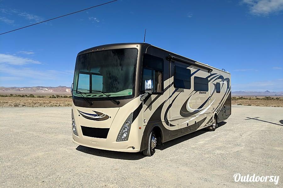 exterior 2018 Thor Motor Coach Windsport 35M AKA Harvee The RV Las Vegas, NV