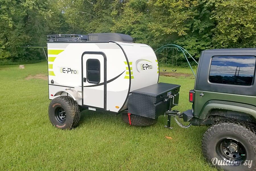 2018 Forest River E-Pro 12RK Stafford, VA