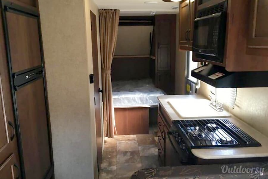 interior 2015 Jayco Jay Flight Victor, NY