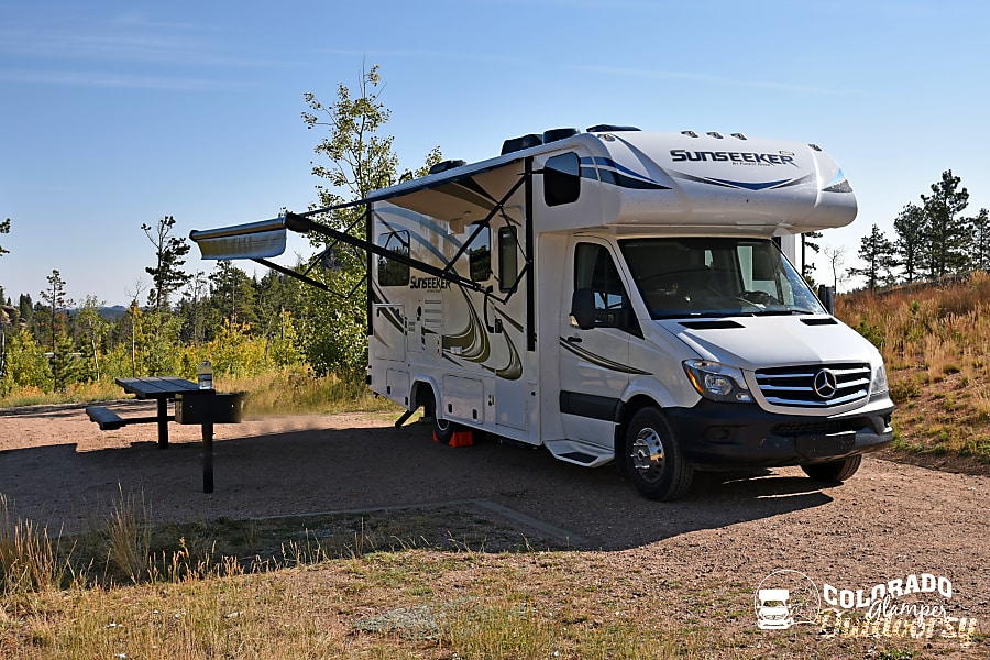 2019 Forest River Sunseeker Motor Home Class C Rental In
