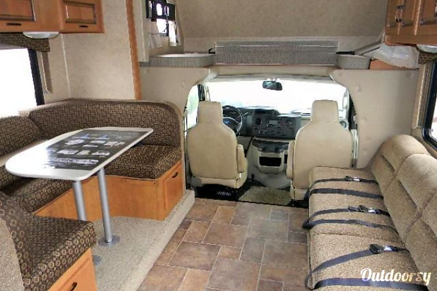 interior 2011 Forest River Sunseeker Englewood, CO