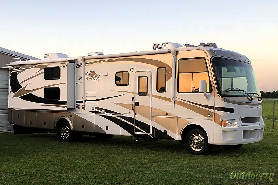 exterior Ready! Set! Go Camping! Alvin, TX