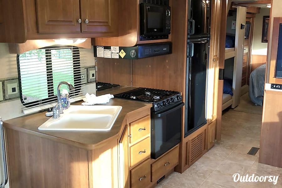 interior Ready! Set! Go Camping! Alvin, TX
