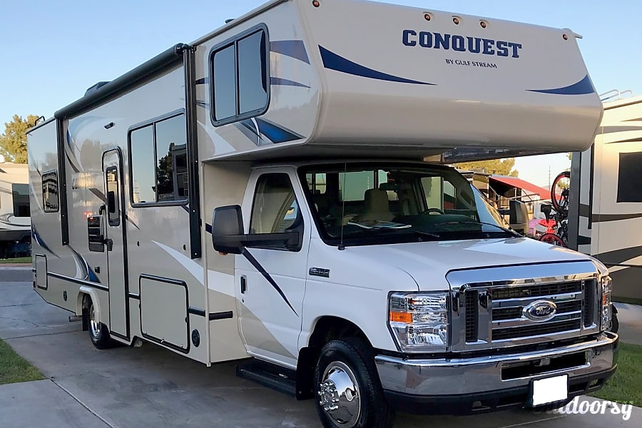 2019 Gulf Stream Conquest 30ft. - delivered free to any place in the Las Vegas Valley! Las Vegas, NV