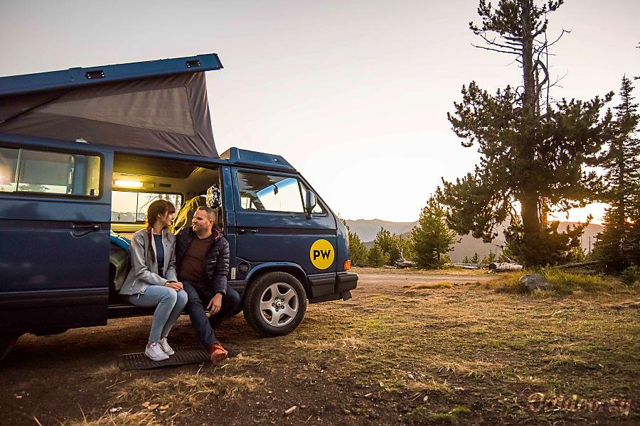 exterior PacWesty Van #4 - Ernie Bainbridge Island, WA