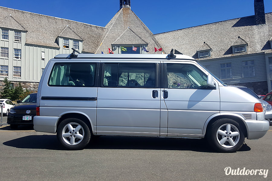 exterior 2001 VW Westfalia Portland Portland, OR