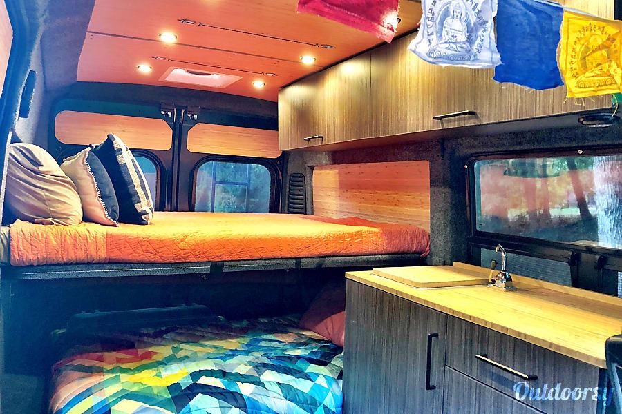 sCAMPer Van 5 Atlanta, GA