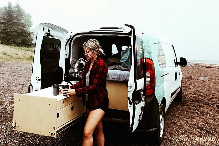 Voyager Minny V1 Campervan - ATX Austin, TX
