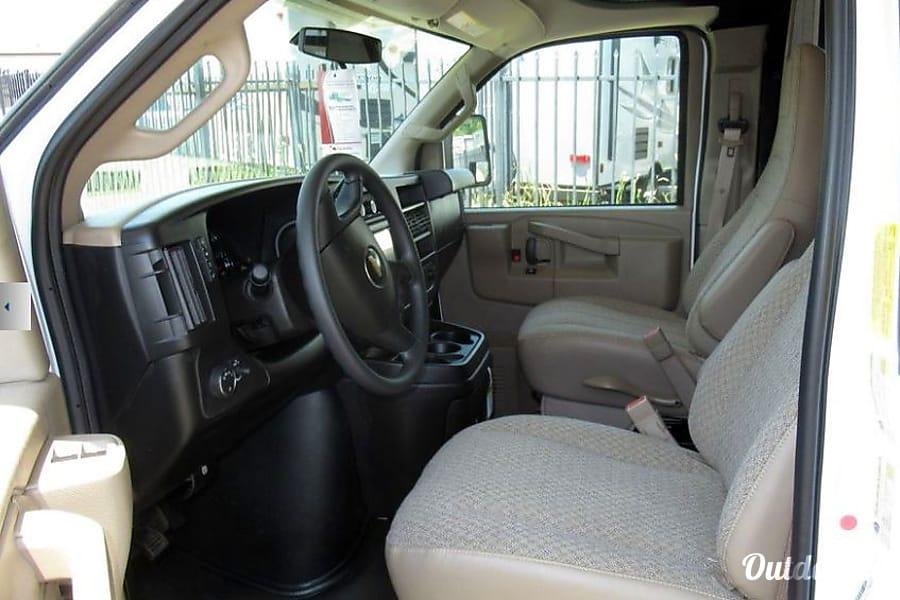 interior 2018 Coachmen Freelander 21 RS Santa Clara, CA
