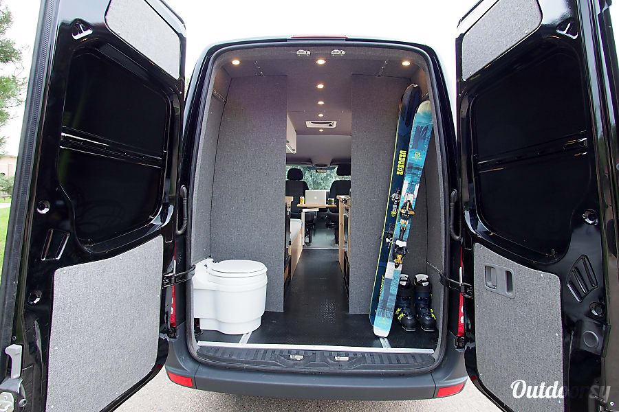 2018 Mercedes-Benz Sprinter Longmont, CO