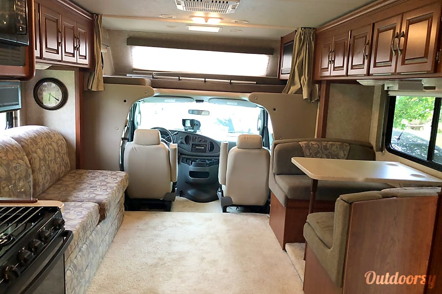2008 Thor Motor Coach Four Winds Five Thousand West Bloomfield Township, MI