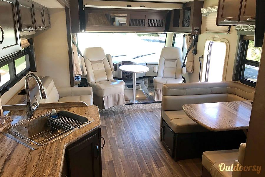 interior 2018 Thor Motor Coach A.C.E 30.4 Riverton, UT