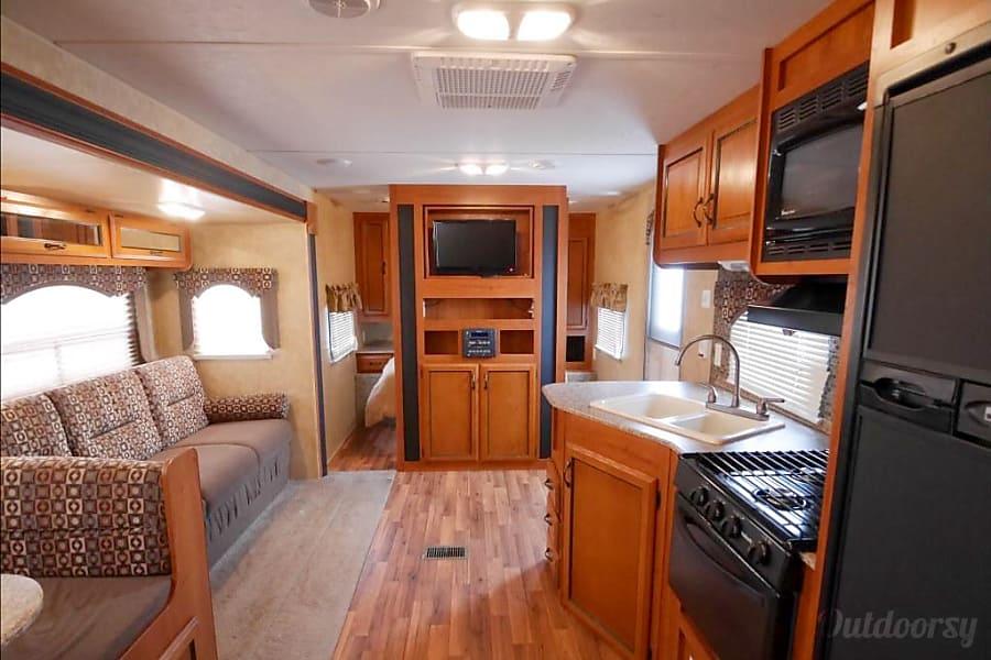interior 30'  Coachmen Free Tampa Delivery/ Family Fun Pkg and Bunkhouse Tampa, FL