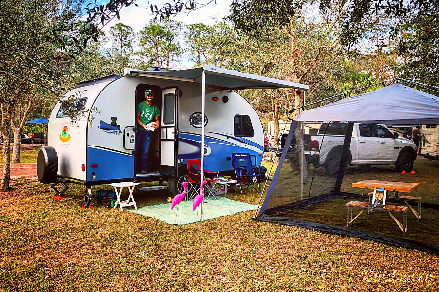 2018 Forest River R Pod Trailer Rental In Davie Fl