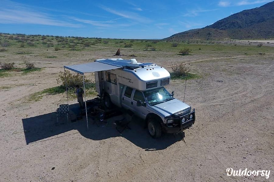 exterior 2006 Earthroamer Xv-Lt Colorado Springs, CO