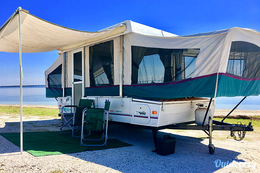 Gypsy 'HAVEN' - FREE Delivery to Fort DeSoto! Saint Petersburg, FL
