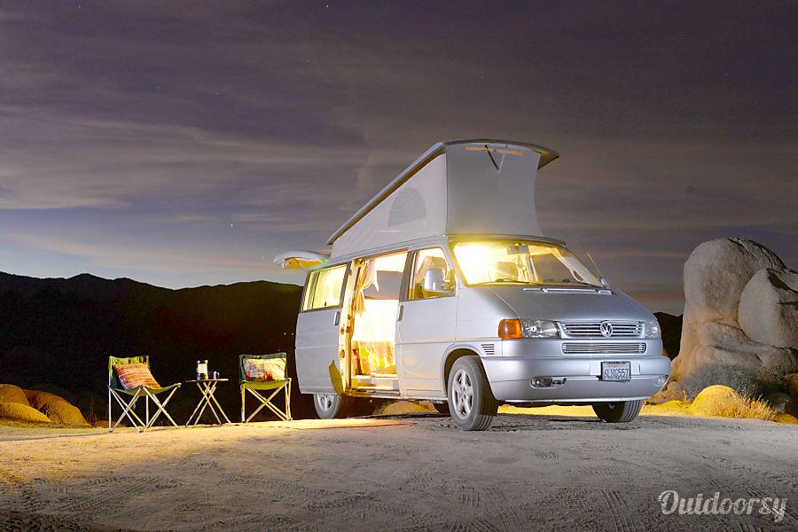 2002 Volkswagen California Beach Camper Long Beach, CA