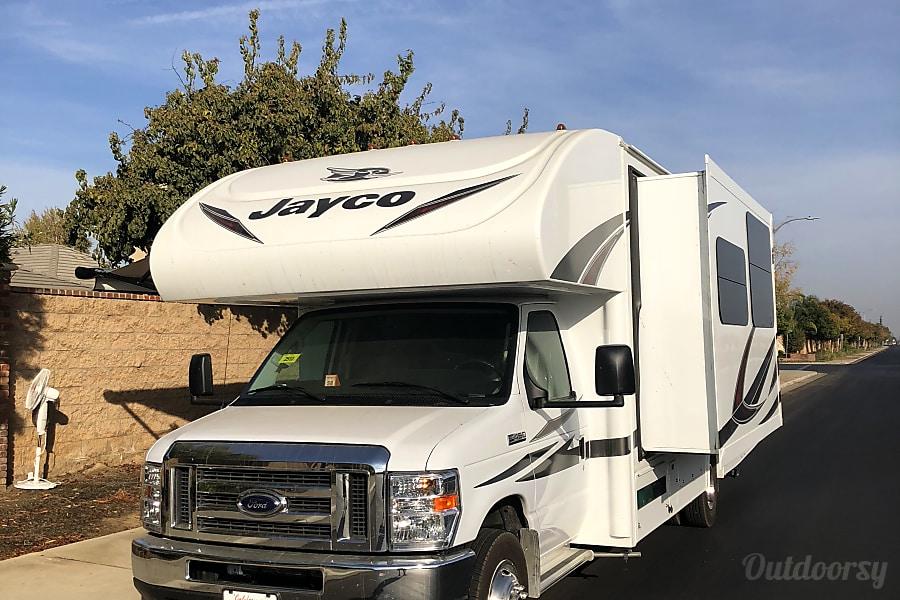 THE DADYMAZ-2018 Jayco Redhawk Bakersfield, CA