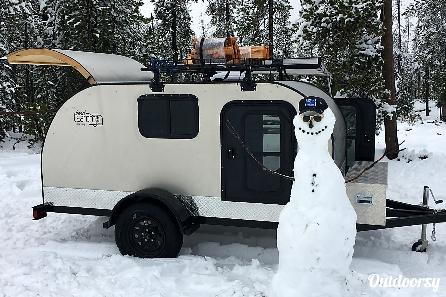 exterior 2019 Bend Teardrop Camper Bend, OR