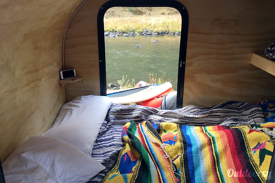 interior 2019 Bend Teardrop Camper Bend, OR