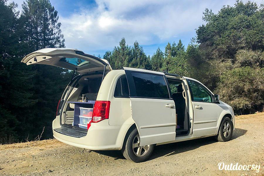 The Mini Campervan #3 Oakland, CA