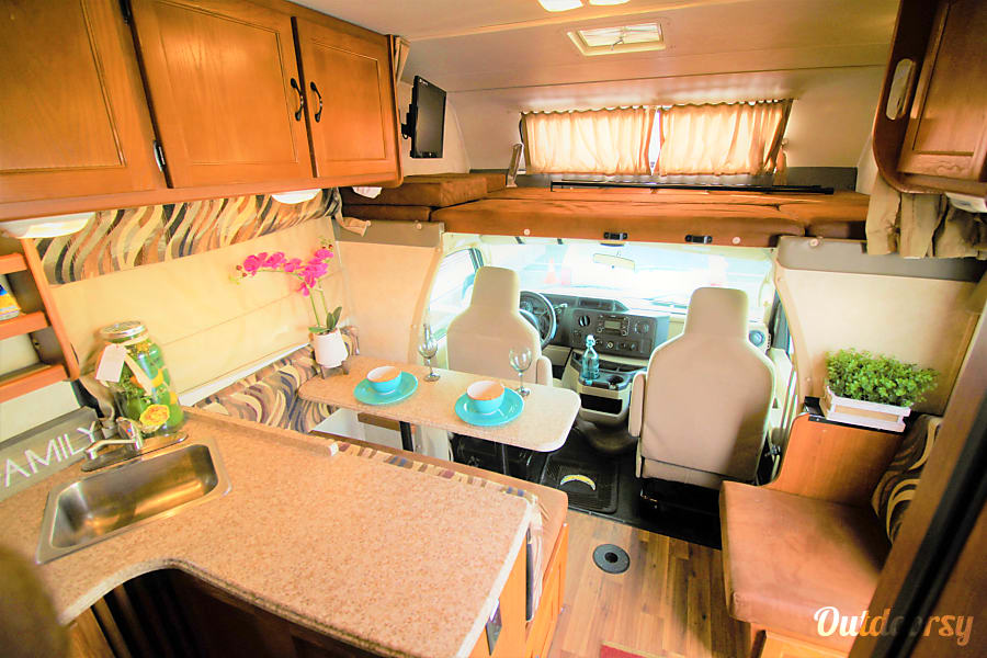 19' Mini RV EZ2Drive-Sleeps 5 Oceanside, CA