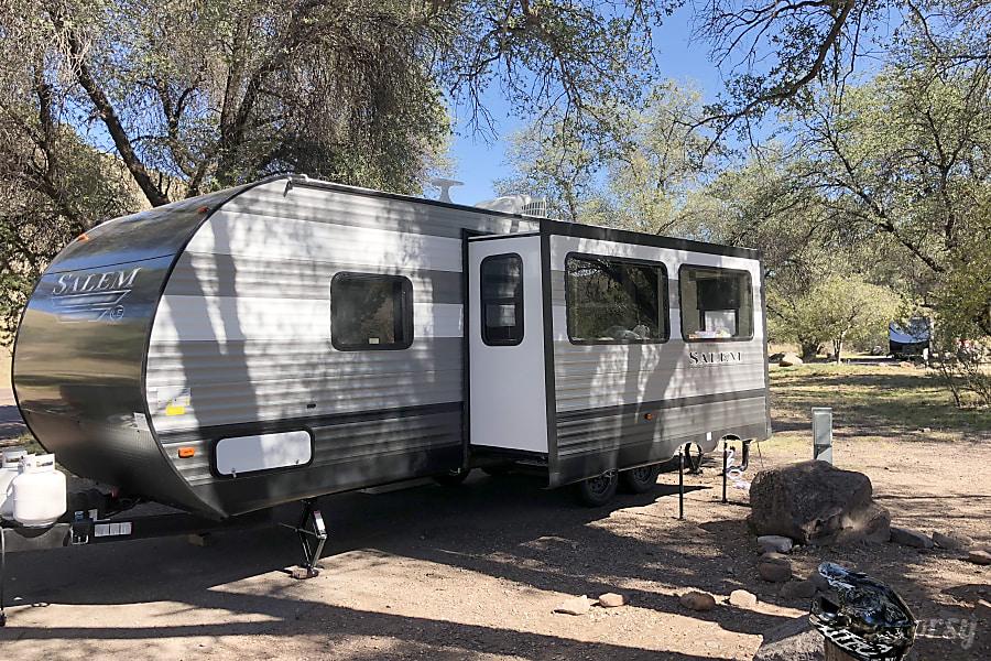 exterior 2019 Forest River Salem -  26' Cedar Park, TX