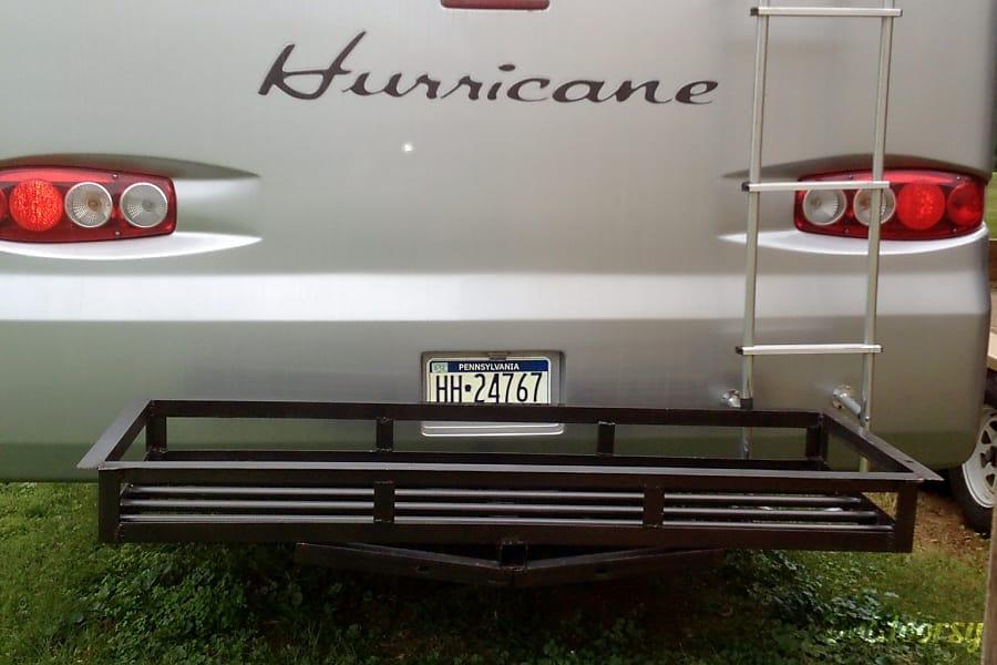 2006 Thor Motor Coach Hurricane Motor Home Class A Rental