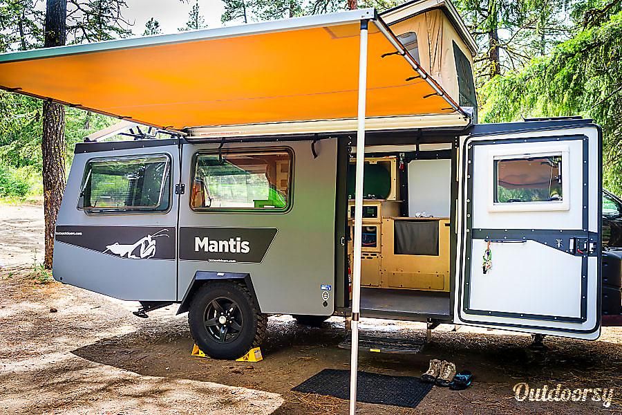 exterior 2019 TAXA Outdoors Mantis Camper Colorado Springs, CO