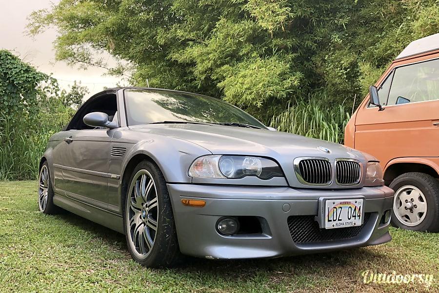Bmw M3 Convertible >> 2003 Bmw M3 Convertible