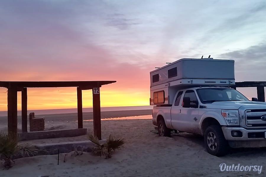 """exterior 2019 Four Wheel """"Grandby"""" Camper Woodland, CA"""
