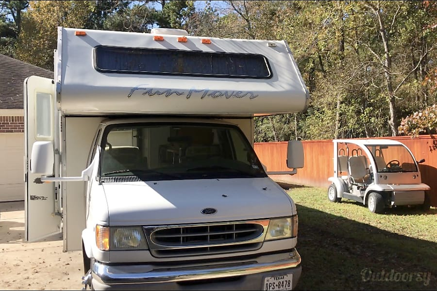 2002 Thor Motor Coach Four Winds Fun Mover Chicago, IL