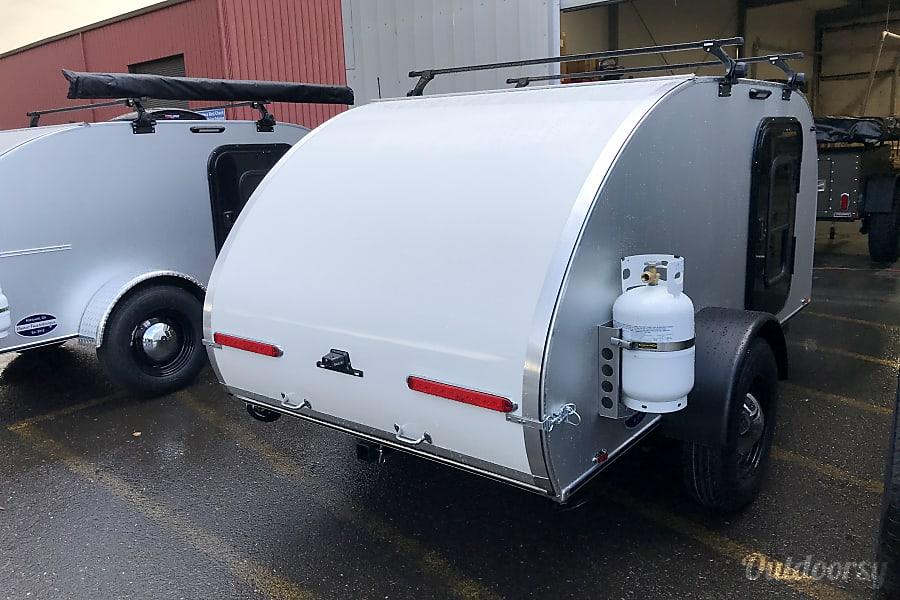 2019 Aero Teardrops 5 x 10 Steel model named Hazel Tigard, OR