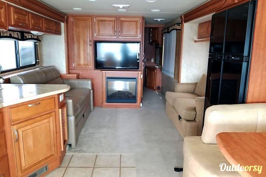 interior 2011 Holiday Rambler Vacationer Huntington Beach, CA