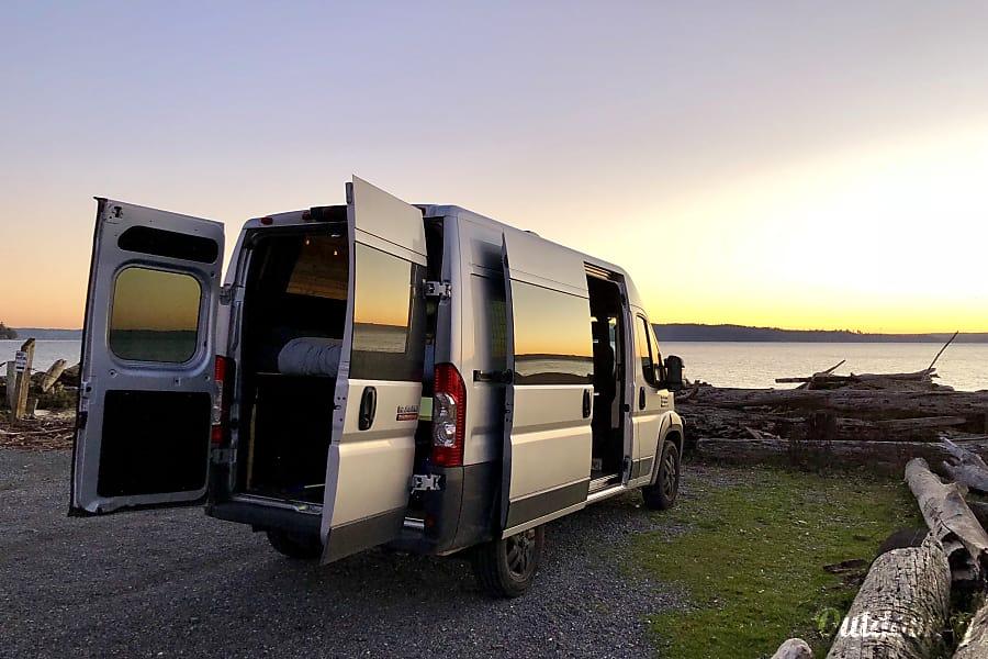 exterior The 2018 PNW Weekender - a Coast Vans Experience Burien, WA