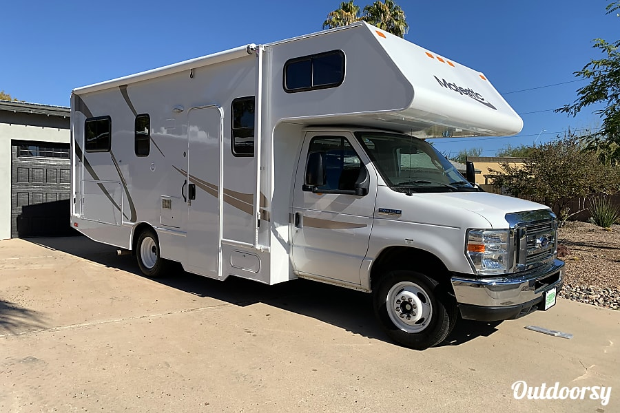 exterior Cruise'n Comfort - 2014 Majestic Phoenix, AZ