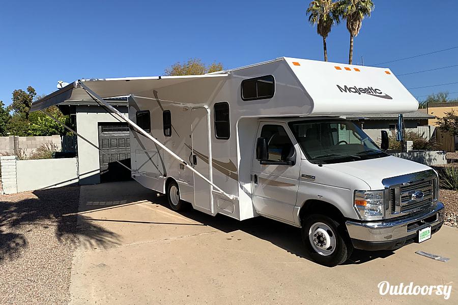 Cruise'n Comfort - 2014 Majestic in Phoenix, AZ