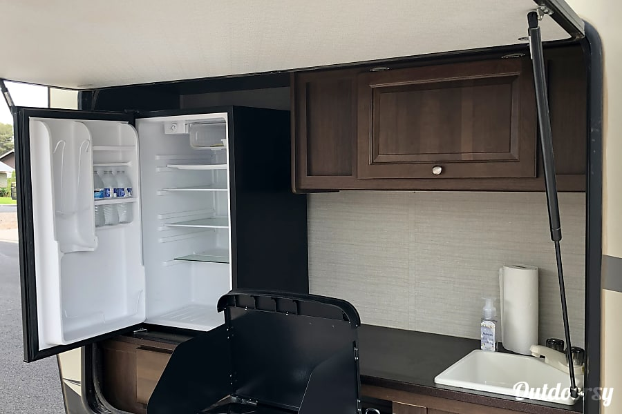 exterior 2017 Keystone Premier Ultra Lite Mesa, AZ