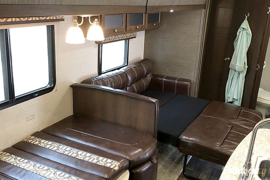 interior 2017 Keystone Premier Ultra Lite Mesa, AZ