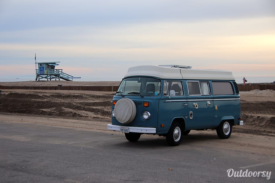 Bluie - AUTOMATIC TRANSMISSION 1979 Volkswagen bus Los Angeles, CA