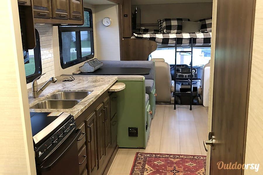 interior UT 2018 Jayco Greyhawk St George, UT