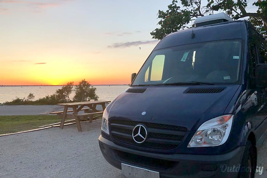 2012 Mercedes-Benz Sprinter Coral Gables, FL