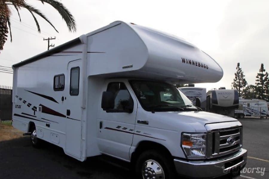 Chula Vista Resort Review Updated Rates Sep 2019: 2019 Winnebago Outlook Motor Home Class C Rental In Chula